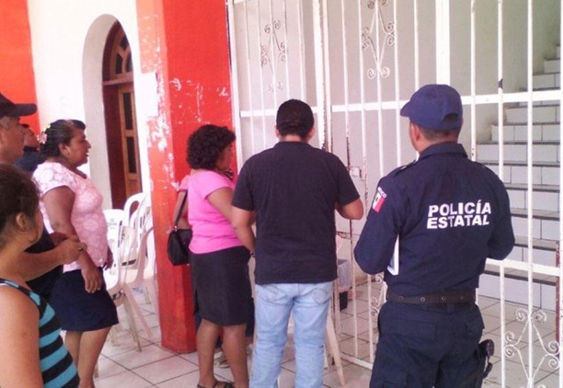 Piden a Policía Estatal permita el ingreso al Palacio Municipal de Ojitlán | El Imparcial de Oaxaca
