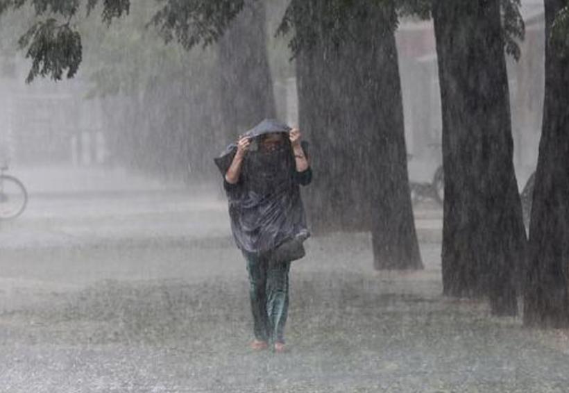 Pronostican tormentas de intensas a fuertes en el país