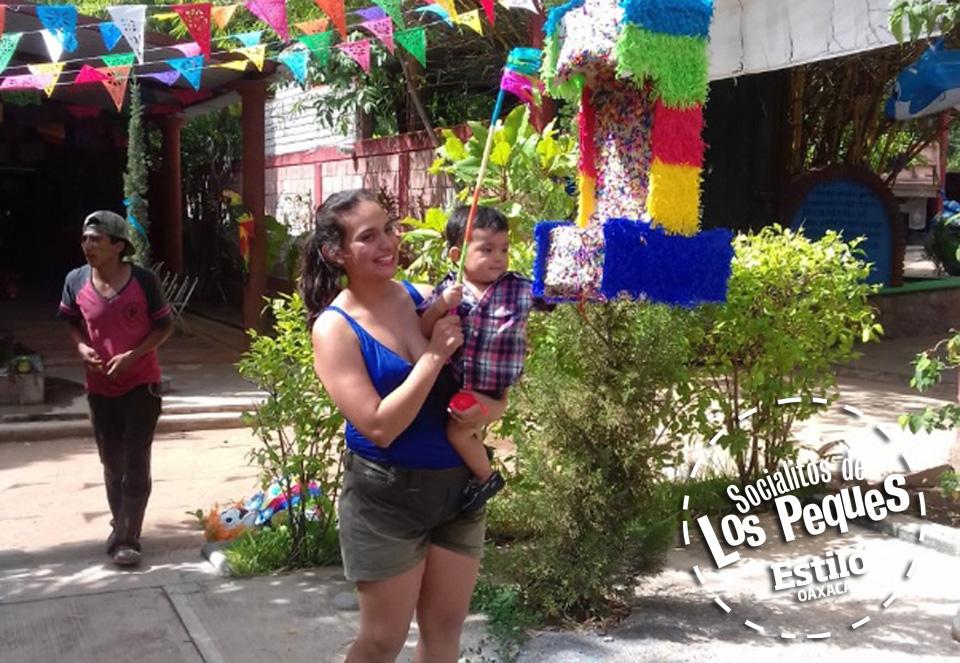 Abrazos para Tadeo Alejandro