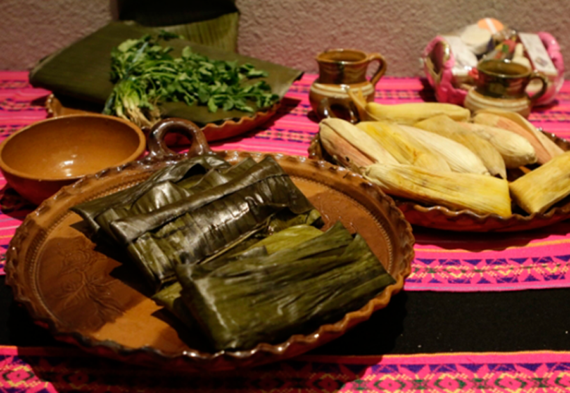 Preparan en Oaxaca la 3ra Feria del Tamal Artesanal