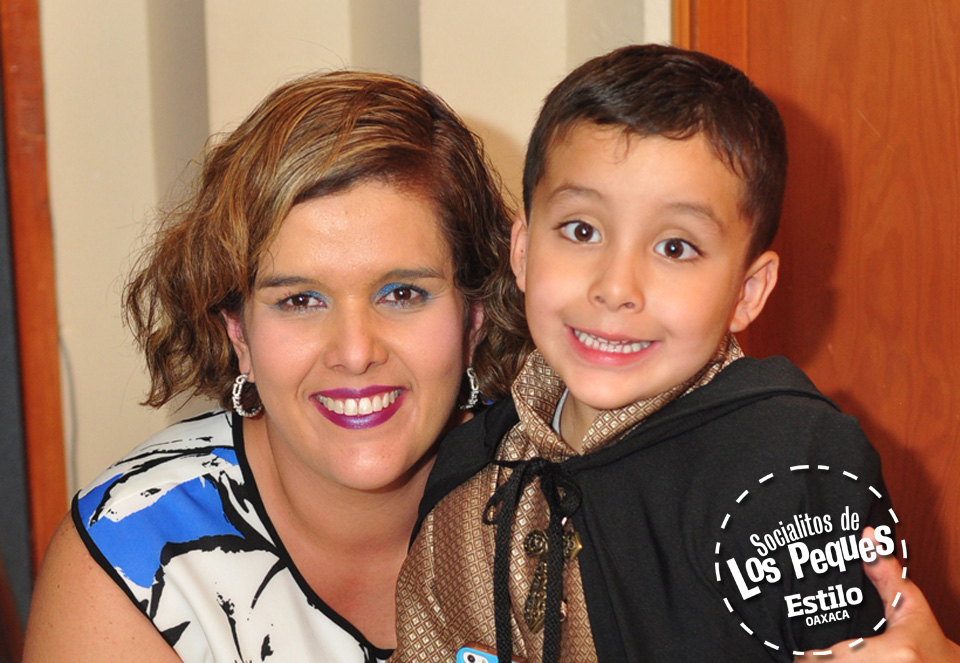 Juan Pablo termina preescolar
