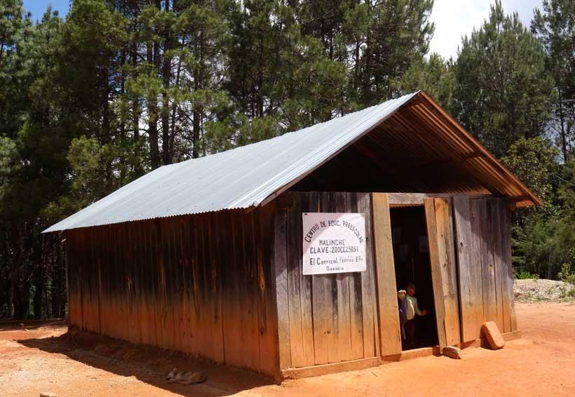 Centro de Educación Preescolar Malinche, escuela ignorada por la Reforma