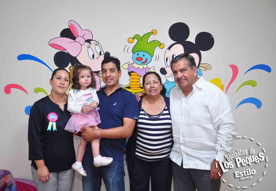 ¡Felicidades bonita María Fernanda!