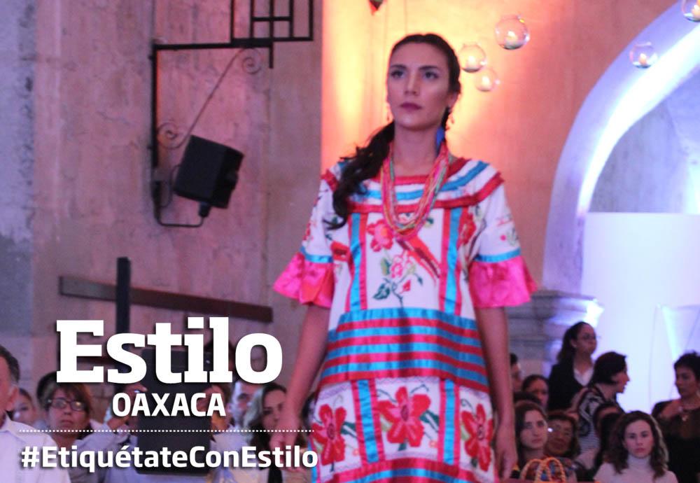 Pasarela Oaxaca Diseña