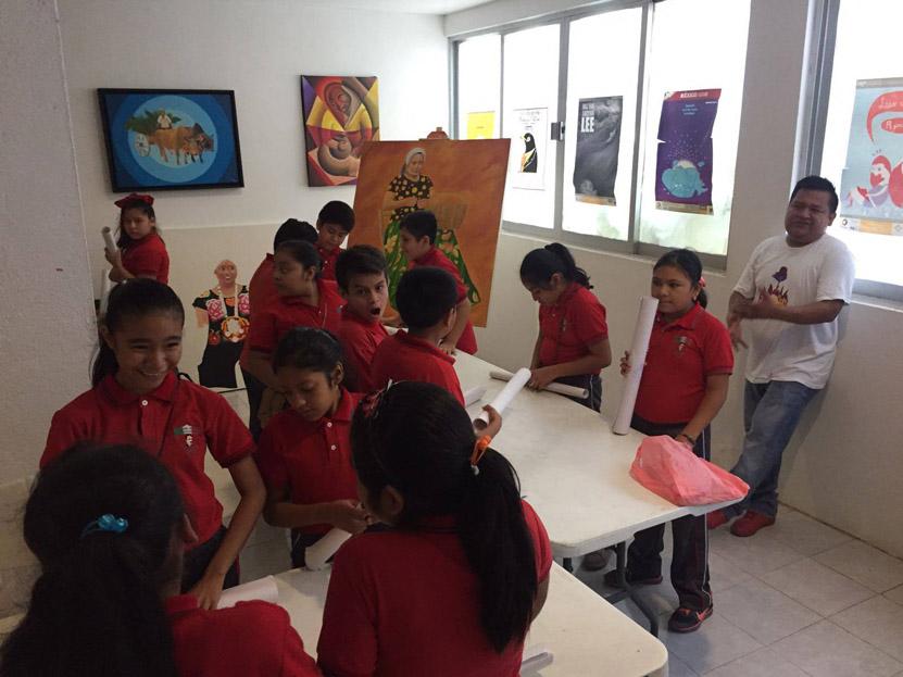 Organizan Talleres de verano en  el Instituto de Cultura Zapoteca en Juchitán | El Imparcial de Oaxaca