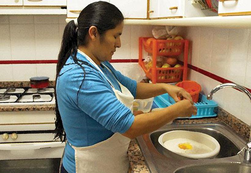 Carecen de contrato laboral 99% de trabajadoras domésticas