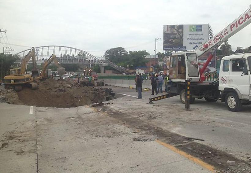 CNDH pide medidas para prevenir accidentes como en el Paso Exprés   El Imparcial de Oaxaca