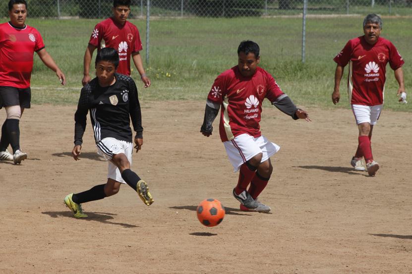 Se juega la fecha 9 con menos equipos | El Imparcial de Oaxaca