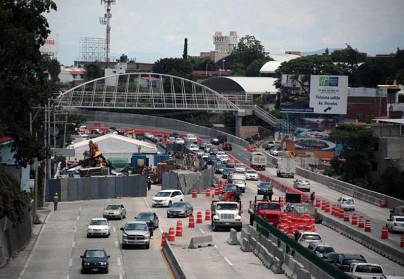 Construirán nuevo puente tras socavón en Paso Exprés | El Imparcial de Oaxaca