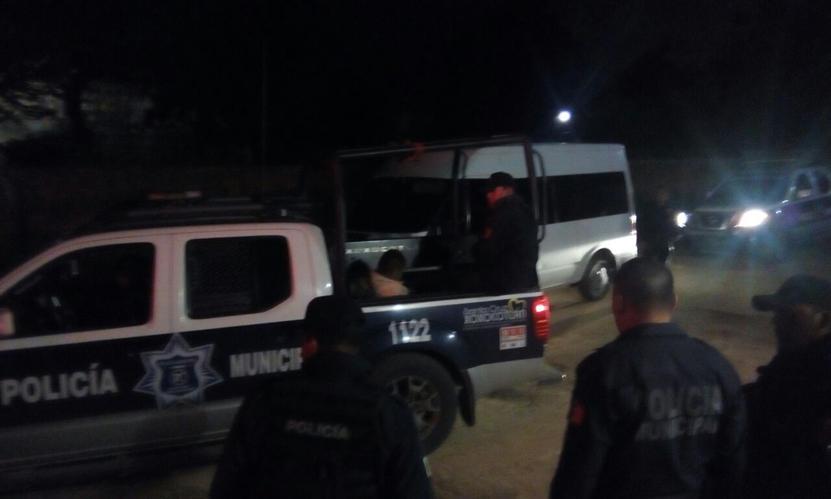 Rescatan  a ruletero en San Juan Bautista La Raya | El Imparcial de Oaxaca