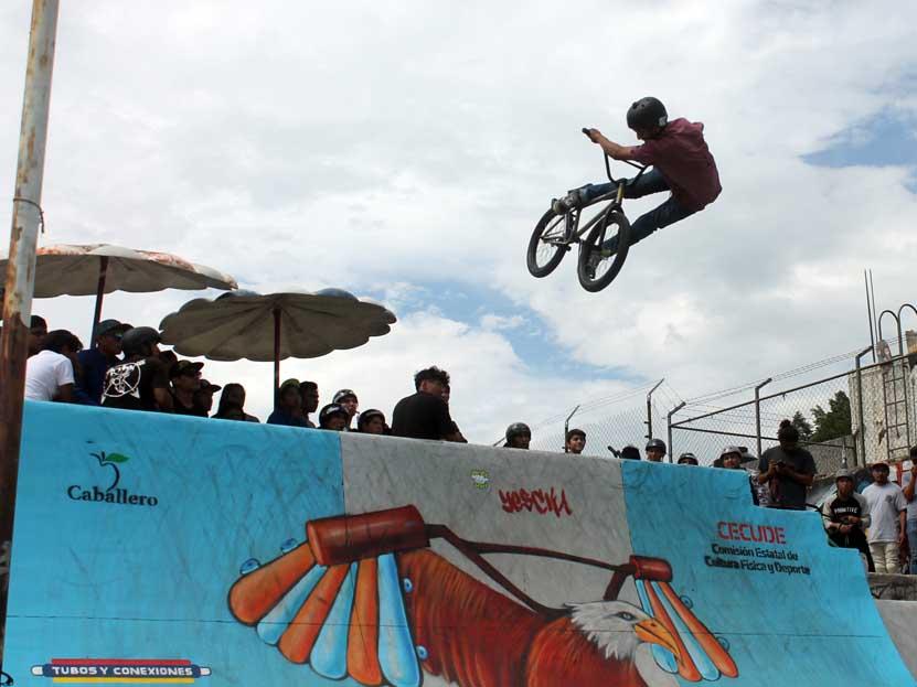 Ciclismo BMX: Adrenalina  en dos ruedas | El Imparcial de Oaxaca