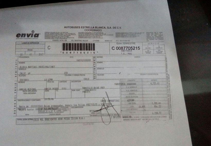 En la Costa acusan irregularidades a empresa de envíos