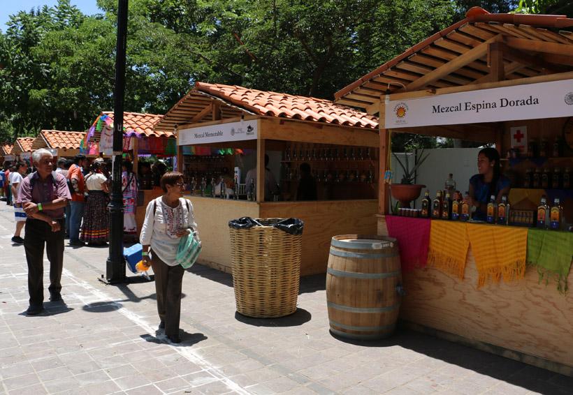 Tuxtepec, presente en la Feria del Mezcal | El Imparcial de Oaxaca