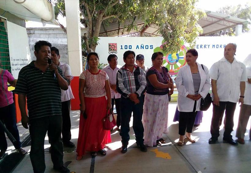 San Mateo del Mar, pueblo sin  ley y sin obras