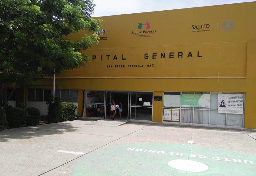 En desabasto el hospital general de Pochutla | El Imparcial de Oaxaca