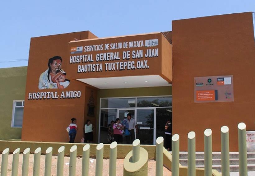 Da a luz a su bebé en la entrada del hospital de Tuxtepec | El Imparcial de Oaxaca