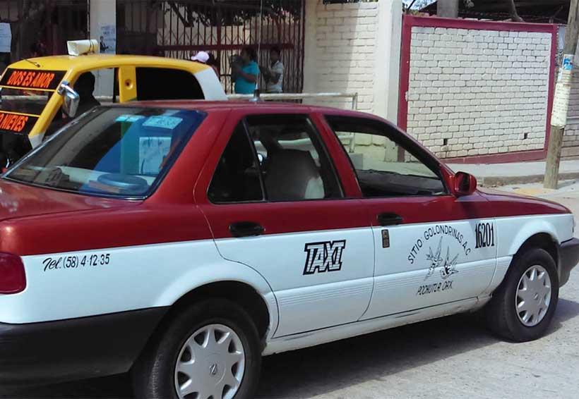 Realizan el antidoping a los taxistas de la Costa | El Imparcial de Oaxaca