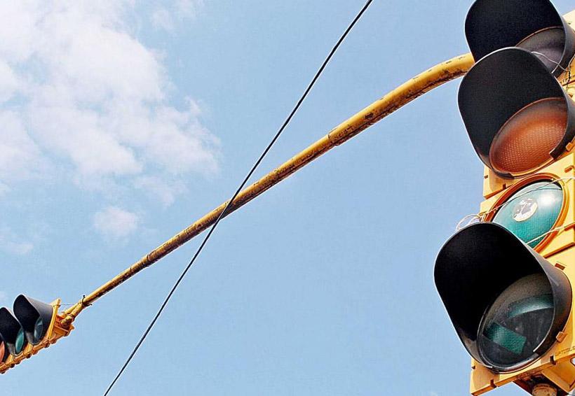 Urge atender fallas en  semáforos en Oaxaca   El Imparcial de Oaxaca