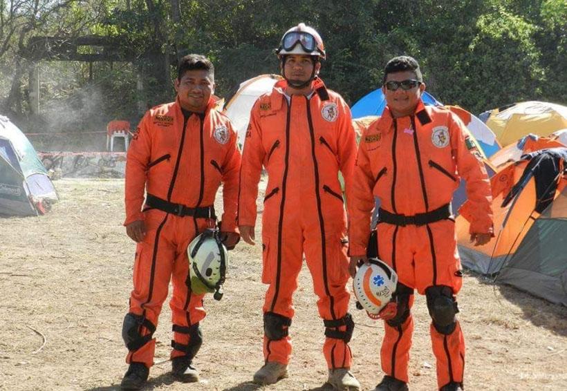 En la Costa imparten curso para actuar ante desastres