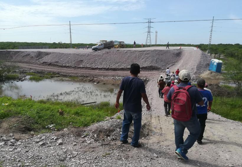 Comuneros del Istmo no permitirán  construcción de subestación
