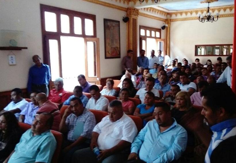 Taxistas de Huajuapan piden atender inseguridad en el sector