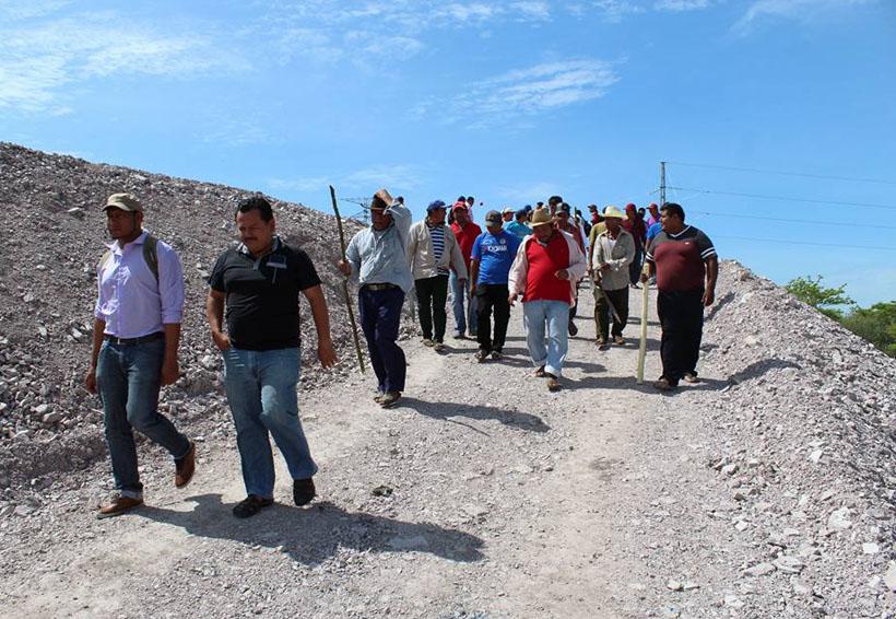 En resistencia habitantes de San Blas Atempa