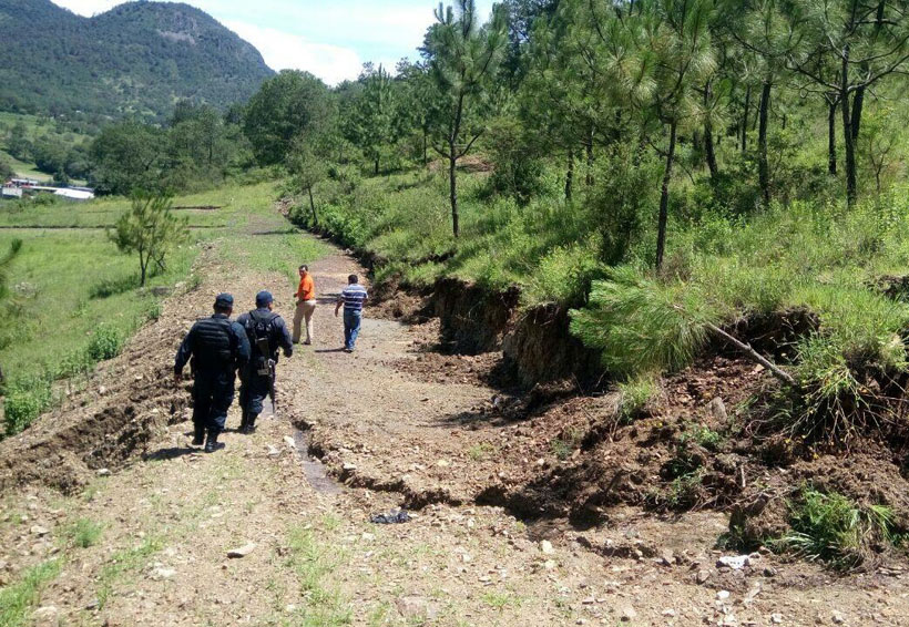 Detienen destrucción del Cerro Encantado en Tlaxiaco