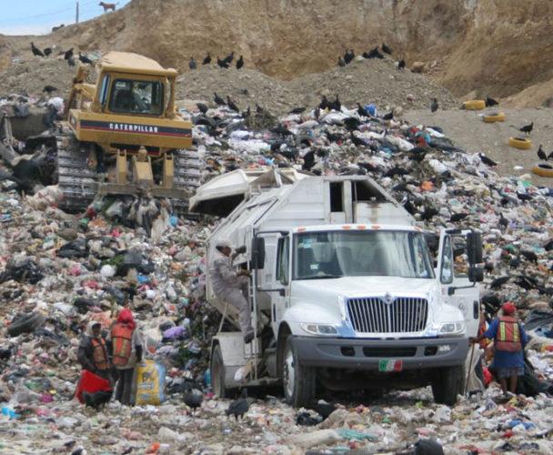 Basurero municipal de Tuxtepec, en óptimas condiciones