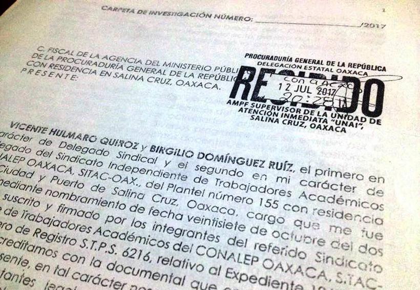 Acusan a catedráticos del Istmo por falsificar documentos