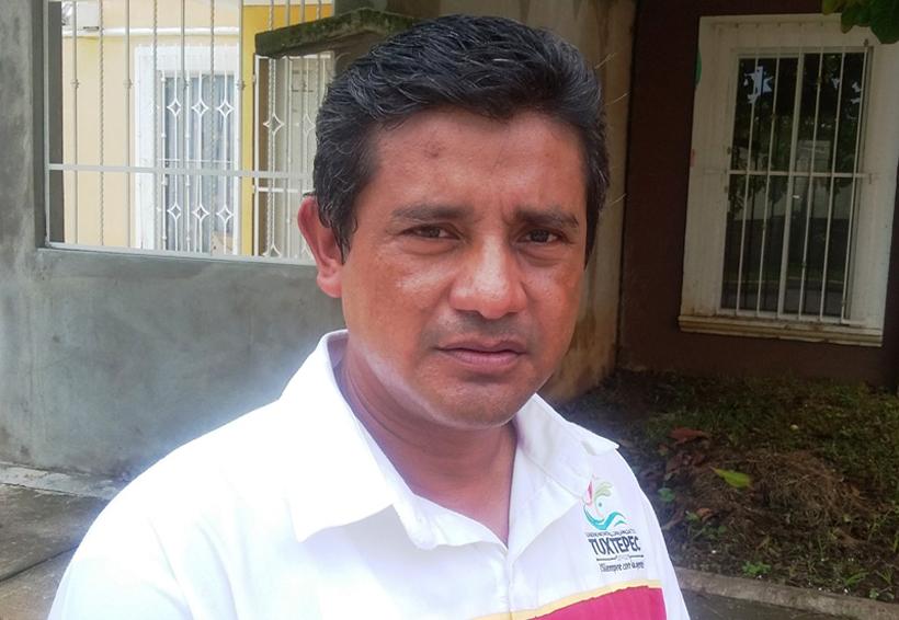Demandan en Tuxtepec agilidad en trabajos del muro