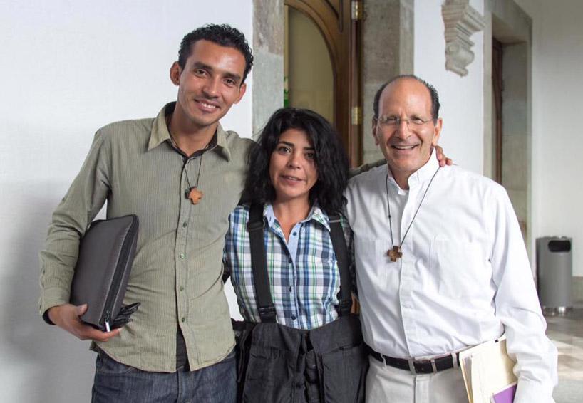 Despiden a Alberto Donis,  defensor de migrantes en el Istmo