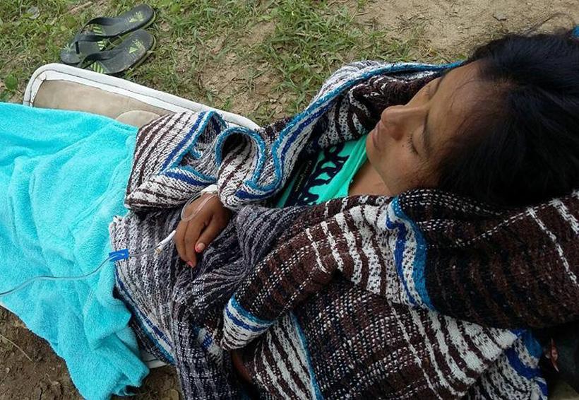 Bloqueo en la Costa impide atención oportuna a embarazada