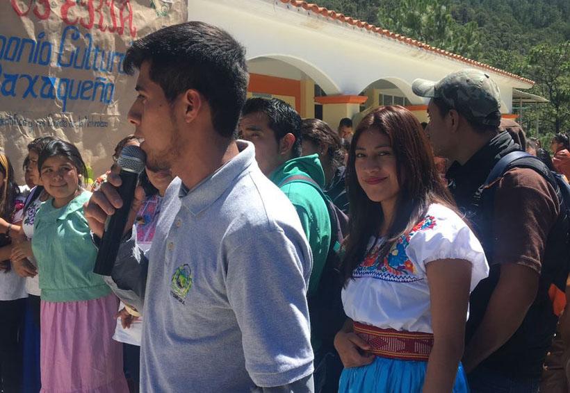 En la Mixteca realizan la Expo feria Patrimonio Cultural Oaxaqueño en el ITSMIGRA