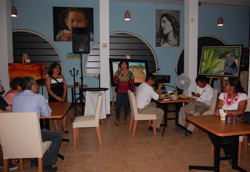 Exponen Paisajes Mixtecos