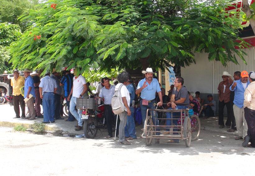Campesinos del Istmo exigen no politizar recursos de siniestro por sequía