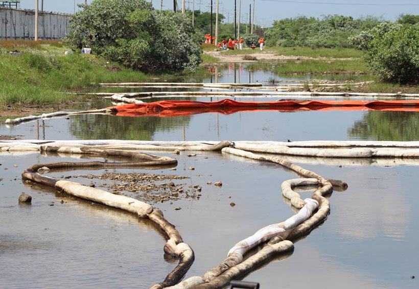 La contaminación en el Istmo tardara años para borrase