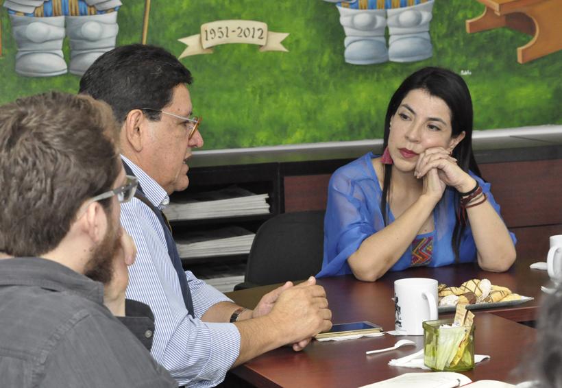 Se impulsará la cultura bajo corresponsabilidad en Oaxaca