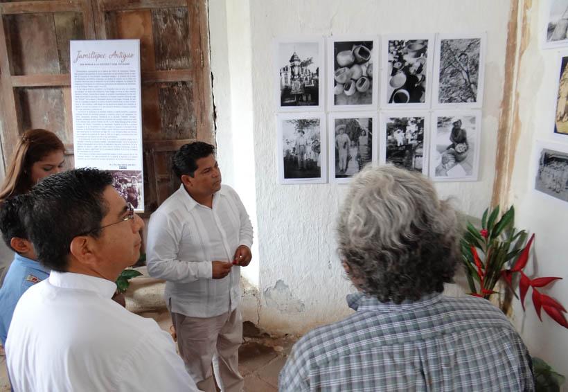 Abren expo fotográfica del Jamiltepec Antiguo