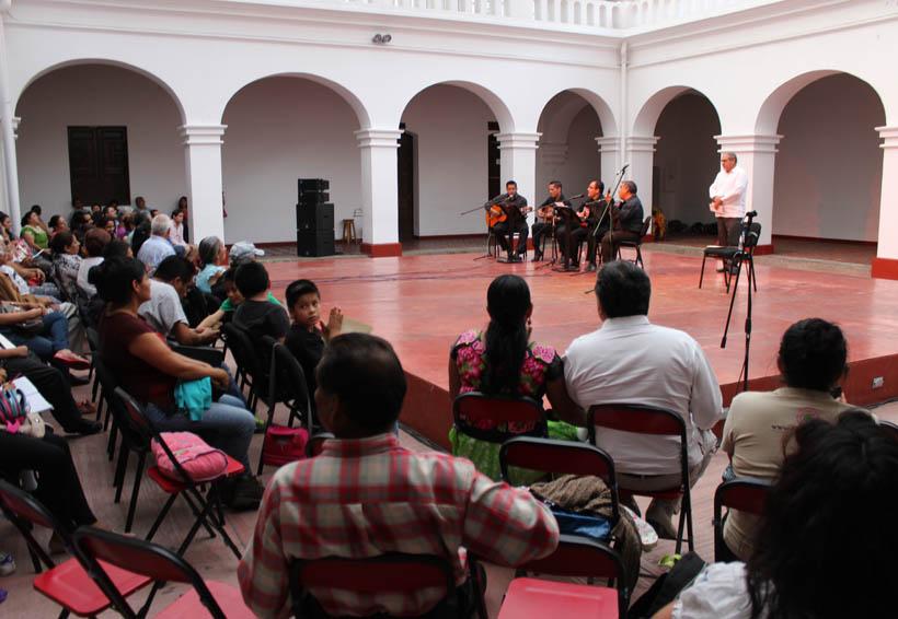 46 años de la Casa de la Cultura Oaxaqueña