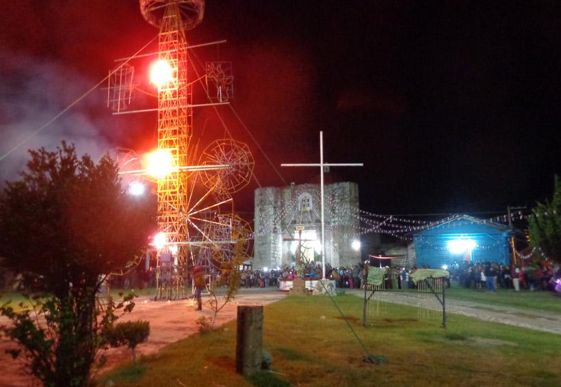 Este 3er domingo, la fiesta a rescate en la Mixteca