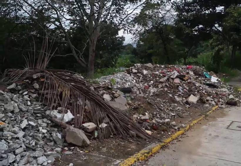 Retoman rescate del muro bulevar en Tuxtepec, Oaxaca | El Imparcial de Oaxaca