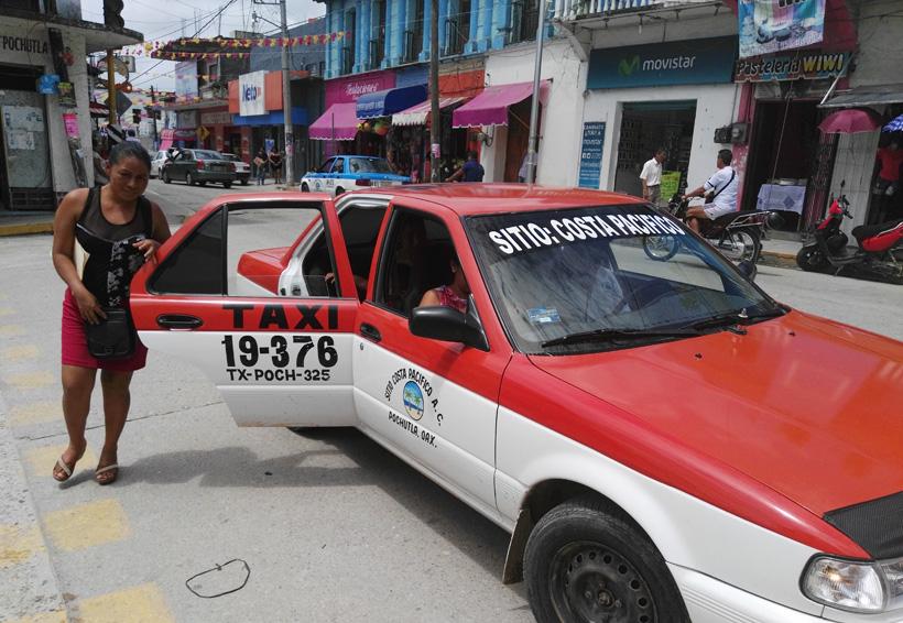 Mujer al volante: la historia de Daysi, la única mujer taxista en Pochutla, Oaxaca