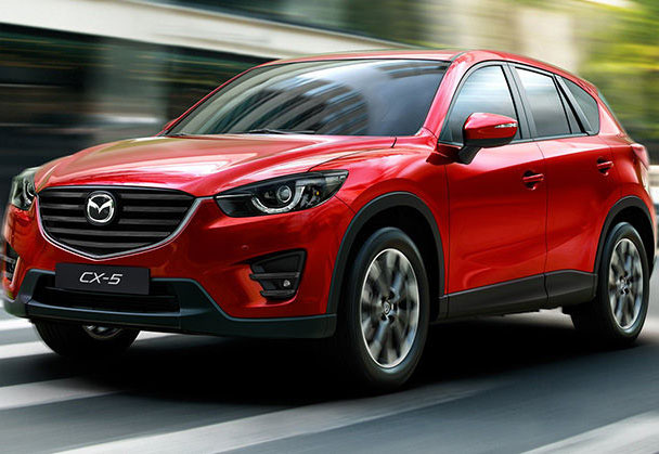 Presenta Mazda nueva versión de su modelo CX-5 | El Imparcial de Oaxaca