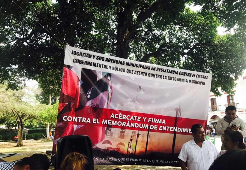 Continúa inconformidad de regidores en Juchitán de Zaragoza, Oaxaca