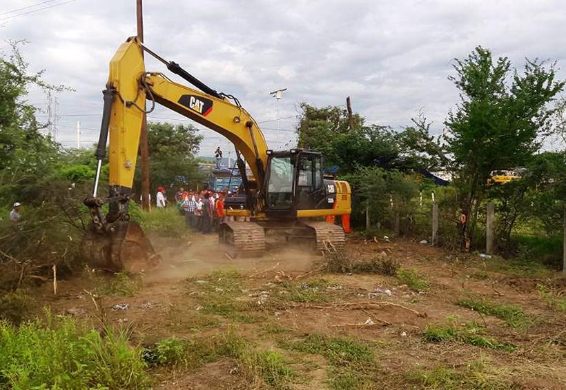 Suspenden obra en el Istmo por incumplimiento: municipio   El Imparcial de Oaxaca