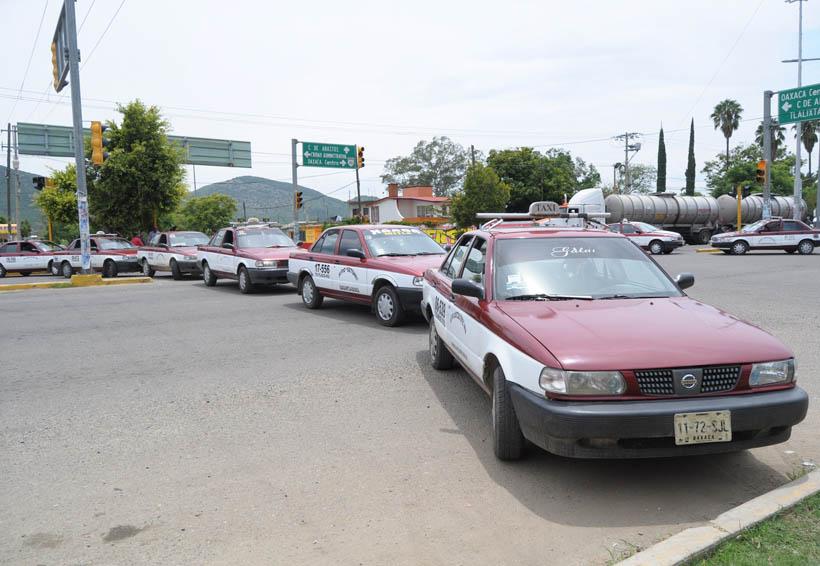 Taxistas del Istmo listos para celebrar su día