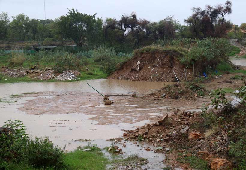 En Oaxaca, reinician desazolve de la presa Rompepicos | El Imparcial de Oaxaca