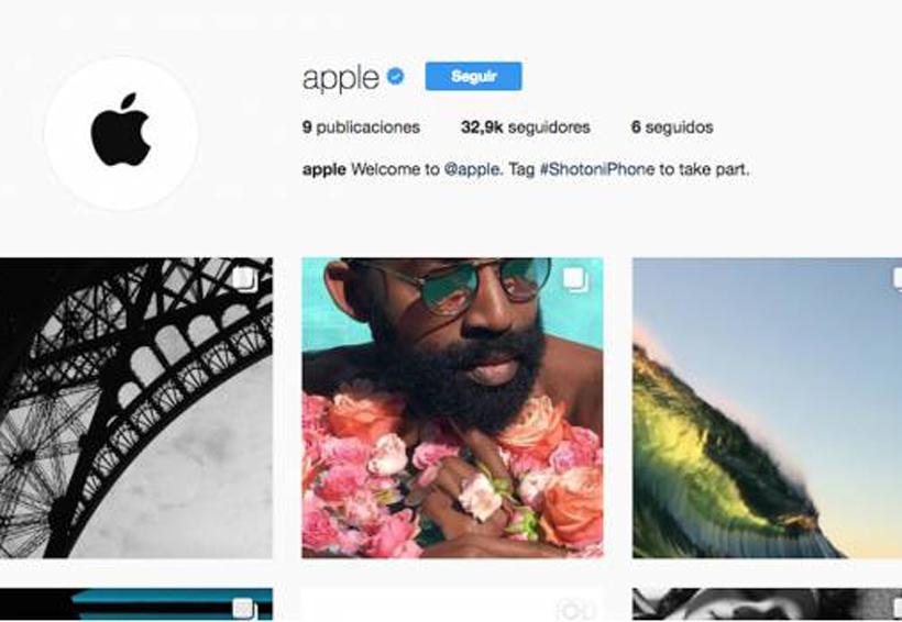 Apple estrena cuenta en Instagram | El Imparcial de Oaxaca