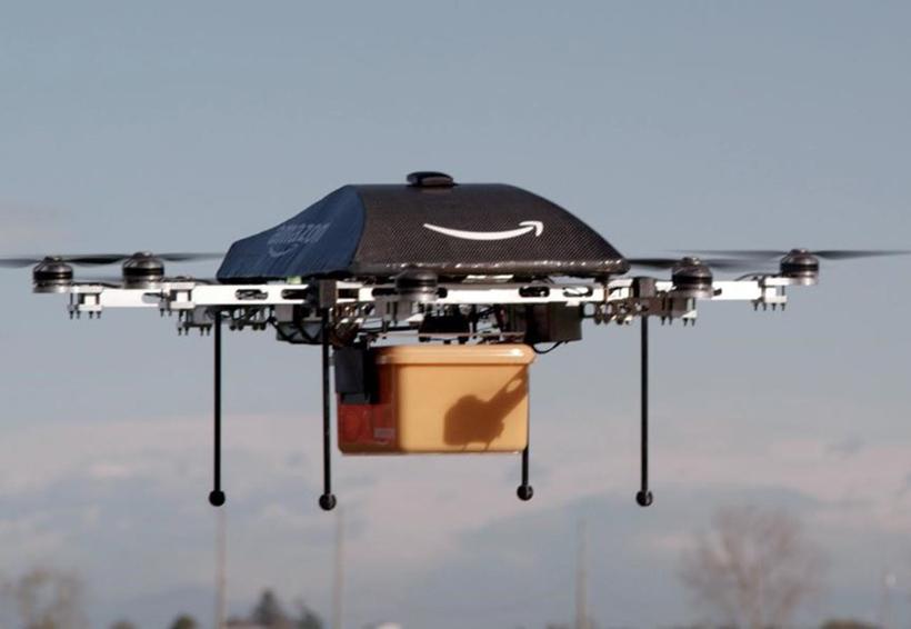 Amazon podría utilizar un sistema de paracaídas en sus entregas aéreas   El Imparcial de Oaxaca