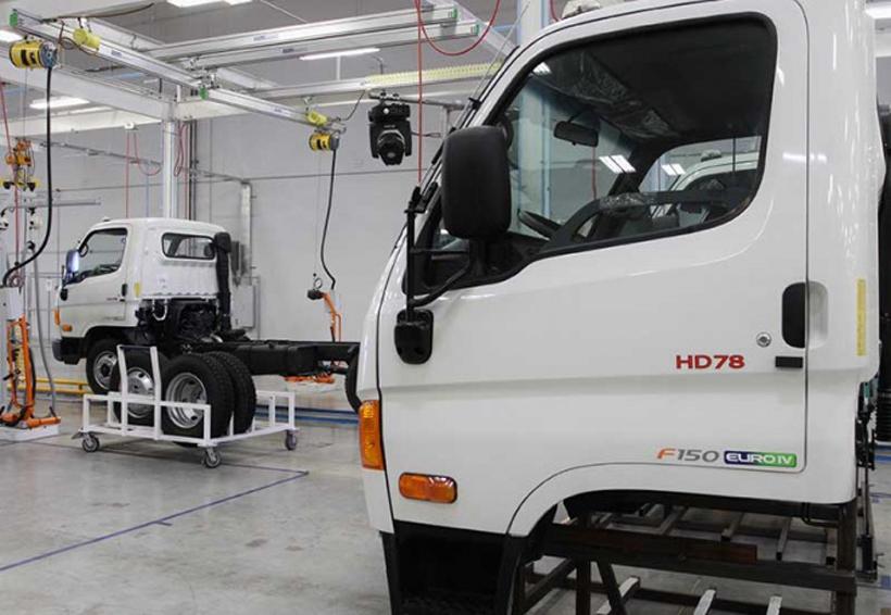 Crece producción de autos en julio; exportación trepó a 7.8%: AMIA | El Imparcial de Oaxaca
